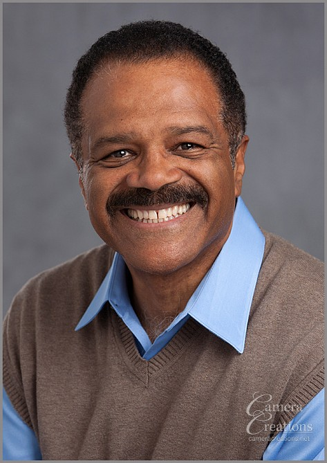 Professional actor's headshot of Ted Lange at Camera Creations LLC in Los Angeles.