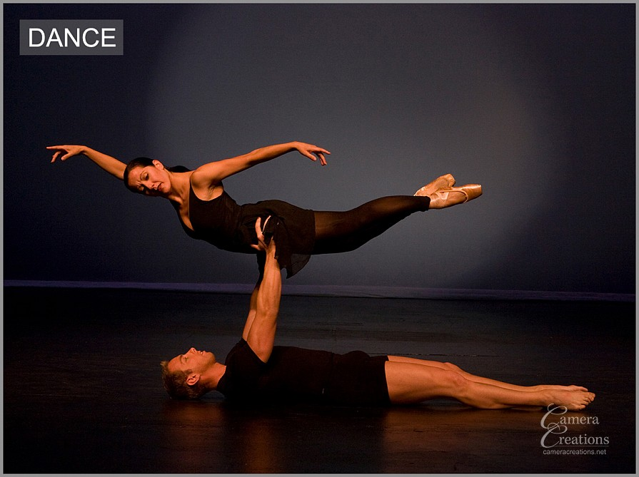 Dance performance photography for City Ballet of Los Angeles by Camera Creations LLC.