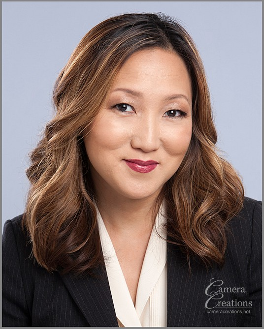 Professional headshot photography for a lawyer at Camera Creations LLC in Los Angeles