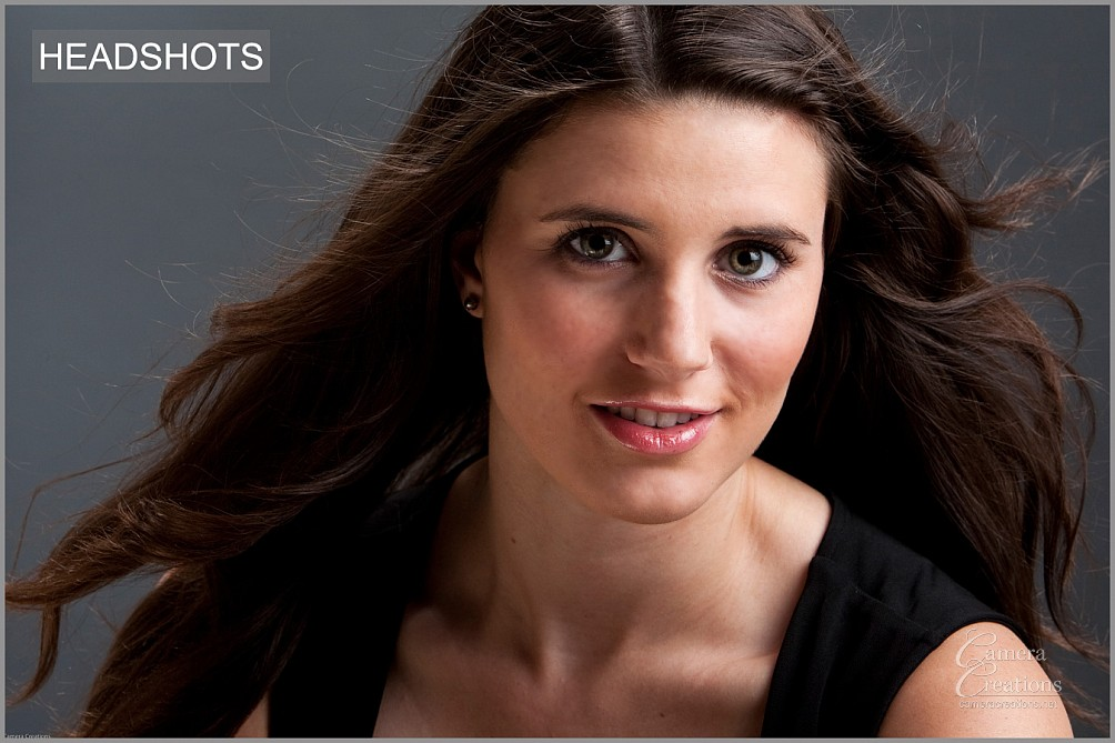 Headshot portrait photography in Los Angeles.